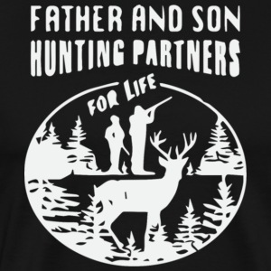 Father and Son Hunting Partners Gift for Dad