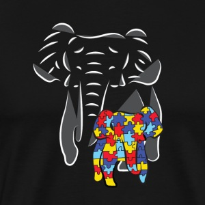 Autism Elephant: Autism Awarenessday April 02.2018