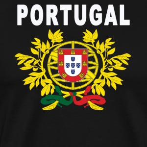 Portugal grand seal design