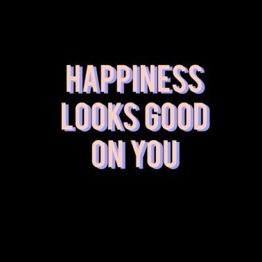 Smile Happy Looks Good On You Mens Premium T Shirt Spreadshirt