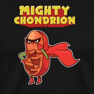 Funny Mighty Chondrion - Mitochondria Cell Biology