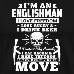 I'M AN ENGLISHMAN - LOVE RUGBY