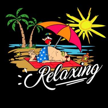 aa18ccc59 The Beach Summer - Wish You Were Here Summer Men's Premium T-Shirt ...