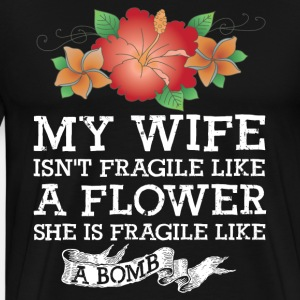 Flower Strong Woman Cool Gift
