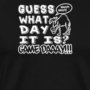 New Design Guess what day it is game day