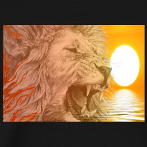lion roar t shirt