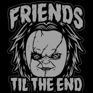 Horror Movie Killers Men's Premium T-Shirt   Spreadshirt