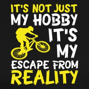 Biking escape from reality