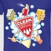 carwash and cleaning elements clean service - Men's Premium T-Shirt