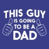 This guy is going to be a dad - Men's Premium T-Shirt