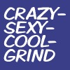 Crazy Sexy Cool Grind White - Grindset - Men's Premium T-Shirt
