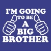 I'm Going To Be A Big Brother - Men's Premium T-Shirt
