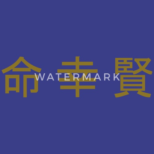 Smart Happy Soul Chinesejapanese Characters By Creative Matrix