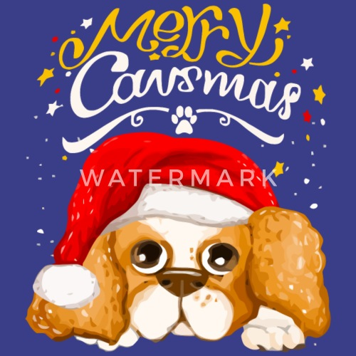 merry christmas dog by trendingshirts spreadshirt