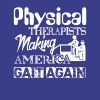 America Gait Again Funny Physical Therapist Shirt - Men's Premium T-Shirt