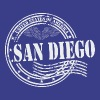 Stamp SanDiego - Men's Premium T-Shirt