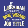 Librarian Book Wizard Shirt - Men's Premium T-Shirt