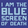 I am the blue screen of death - Men's Premium T-Shirt