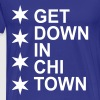 Get Down in Chi Town - Men's Premium T-Shirt