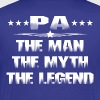 PA THE MAN THE MYTH THE LEGEND - Men's Premium T-Shirt