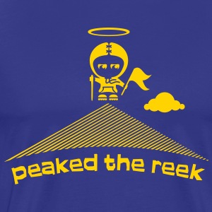 Peaked the Reek. (Croagh Patrick) - Men's Premium T-Shirt