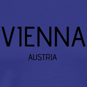 vienna - Men's Premium T-Shirt