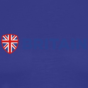 National Flag Of Great Britain - Men's Premium T-Shirt