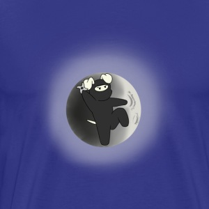 Ninja Puppy - Men's Premium T-Shirt