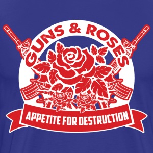 Guns and roses - Men's Premium T-Shirt
