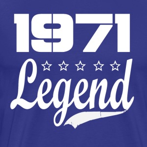 71 legend - Men's Premium T-Shirt