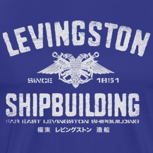 Levingston Shipbuilders - Men's Premium T-Shirt