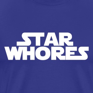 Star Whores - Men's Premium T-Shirt