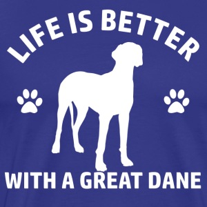 greatdane design - Men's Premium T-Shirt