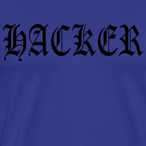 Hacker - Men's Premium T-Shirt