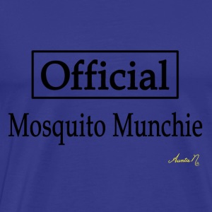 0127 Official Mosquito Munchie - Men's Premium T-Shirt