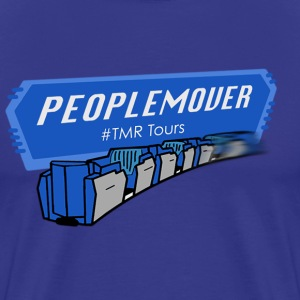 Peoplemover TMR - Men's Premium T-Shirt