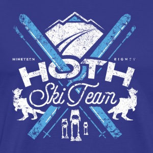 Hoth Ski Team - Men's Premium T-Shirt