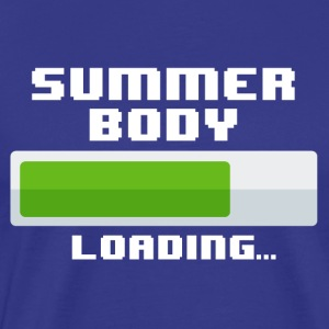 SUMMER BODY LOADING - Men's Premium T-Shirt