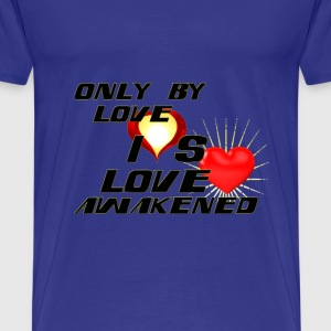 Only By Love - Men's Premium T-Shirt