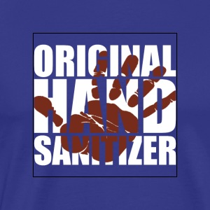 Original Hand Sanitizer - Men's Premium T-Shirt