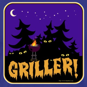 Beware the Griller! - Men's Premium T-Shirt