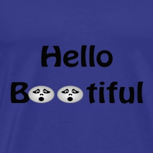 Hello Bootiful - Men's Premium T-Shirt