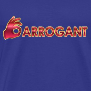 Null Arrogant 4 - Men's Premium T-Shirt