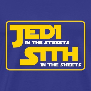 Jedi and Sith - Men's Premium T-Shirt