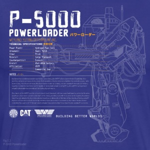P-5000 Powerloader - Men's Premium T-Shirt