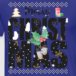 The Not So Ugly Christmas Sweater - Men's Premium T-Shirt