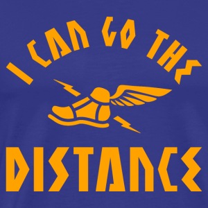 I Can Go The Distance - Men's Premium T-Shirt