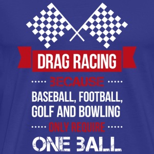 Drag racing t shirt - Men's Premium T-Shirt