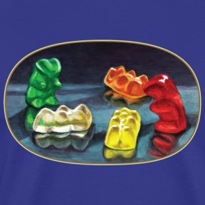 Gummy Candy Pack - Men's Premium T-Shirt
