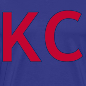 KANSAS CITY KC - Men's Premium T-Shirt